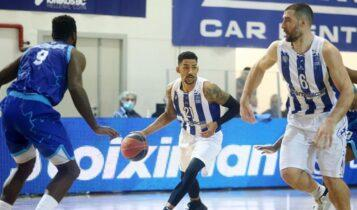 Basket League: Πέρασε από τη Νίκαια ο Ηρακλής, 77-67 τον Ιωνικό