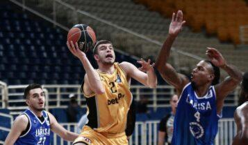 Ρογκαβόπουλος: «Παίζοντας στην ΑΕΚ χτίζω νοοτροπία νικητή»