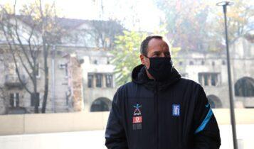 Εικόνες από τη βόλτα της Εθνικής στη Μολδαβία