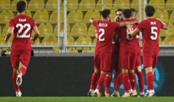 Nations League: Ζωντανή για άνοδο η Τουρκία, θα δώσουν… τελικό Ουαλία-Φινλανδία