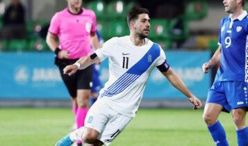 Nations League: Ανετο διπλό της Εθνικής Ελλάδας, 2-0 την Μολδαβία