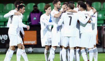 Εθνικής Ελλάδας: Νικάει τη Σλοβενία και πιάνει πρωτιά!