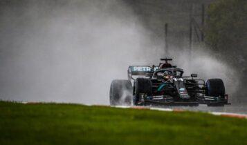 Formula 1: Ο Χαμιλτον ισοφάρισε τον Σουμάχερ -Παγκόσμιος πρωταθλητής μέσα στην Τουρκία