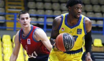 Basket League: Σταμάτησε το σερί του Μεσολογγίου το Περιστέρι με 84-72