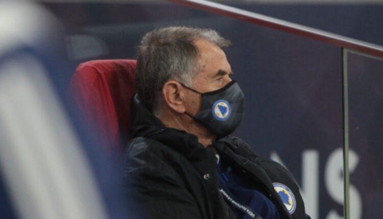 Μπάγεβιτς: Αποχωρεί από τον πάγκο της Βοσνίας - Τελευταίο ματς με την Ιταλία