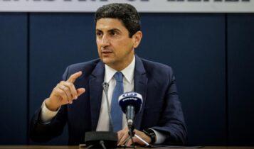 ΣΥΡΙΖΑ: «Ας πάψει να παριστάνει τον αθλοπατέρα ο Αυγενάκης»