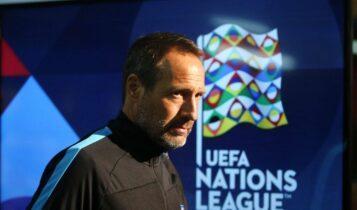 Φαν'τ Σχιπ: «Το παιχνίδι με την Σλοβενία είναι τελικός και ο τελικός έχει μόνο έναν νικητή»