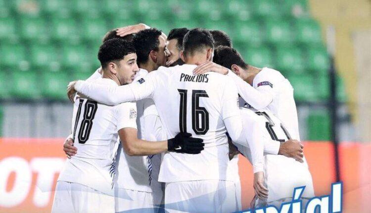 Οι ευχές της ΠΑΕ ΑΕΚ στην Εθνική Ελλάδας για το σημερινό ματς με τη Σλοβενία (ΦΩΤΟ)