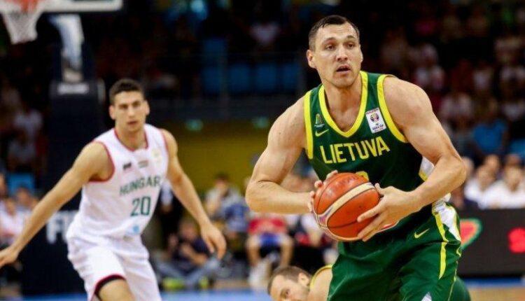 Ματσιούλις: Κλήθηκε από την Λιθουανία για τα ματς των προκριματικών