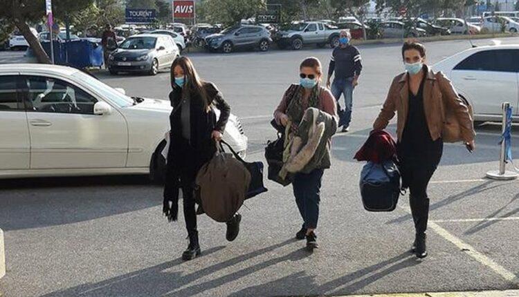Αναχωρούν για Θεσσαλονίκη οι 10 νοσηλεύτριες: «Ευχηθείτε μας καλή τύχη»