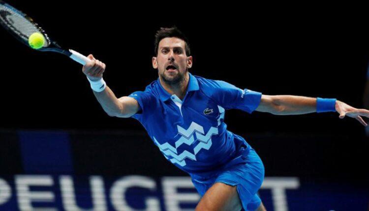 Εκλεισε εισιτήριο για τα ημιτελικά του ATP Finals ο Τζόκοβιτς