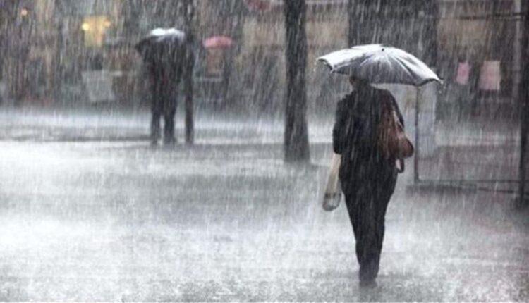 Καιρός: Βροχές και πτώση της θερμοκρασίας σήμερα -Που αναμένονται καταιγίδες