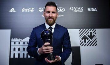 FIFA: Ανατροπή στα βραβεία «The Best» -Απονομή στις 17 Δεκεμβρίου