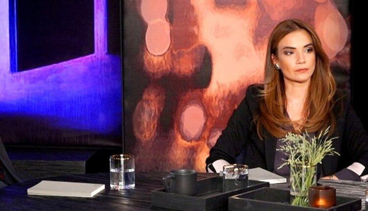 Αννα Μπουσδούκου: Ξανά στην τηλεόραση