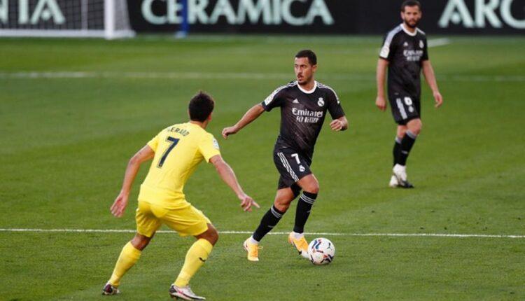 La Liga: Εκανε… ζημιά στη Ρεάλ η Βιγιαρεάλ