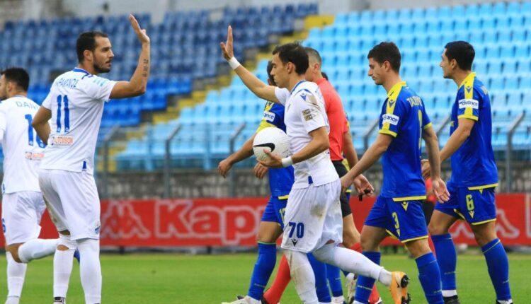 Super League: Σκόραρε ο Ντέλετιτς στο 2-2 της Λαμίας με τον Αστέρα