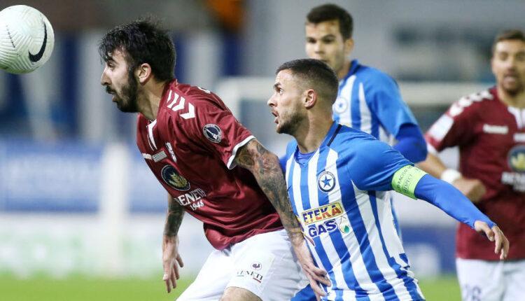 Super League: Απέσπασε ισοπαλία 2-2 ο Απόλλων στην έδρα του Ατρομήτου