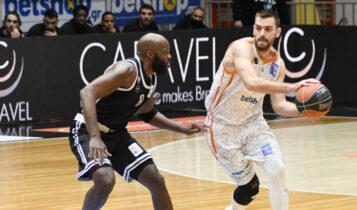 Basket League: Νίκησε τον ΠΑΟΚ 83-80 ο Προμηθέας