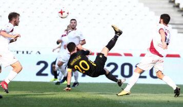 ΑΕΚ: Τι κάνει εντός έδρα με τη Λάρισα -Οι μεγάλες νίκες και το στραβοπάτημα (VIDEO)