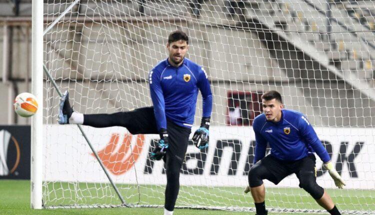 Αθανασιάδης: «Περιμένω την ευκαιρία μου στην ΑΕΚ -Εχω δουλέψει σκληρά»