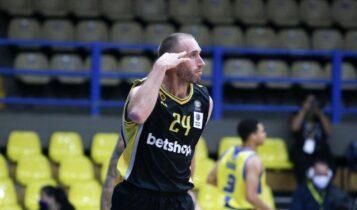 Λοτζέσκι: Εγινε ο 9ος ξένος στα τρίποντα της Basket League
