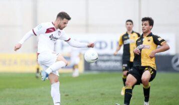 Ηλιάδης: «Τα δύο τελευταία γκολ δεν μπορούσαν να πιαστούν, αυτό δείχνει την ποιότητα της ΑΕΚ»