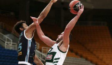 Basket League: Ο Παναθηναϊκός κέρδισε (90-67) τον Κολοσσό