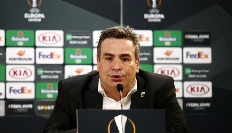 Δημάτος στο ENWSI TV: «Γήπεδο και προπονητικό θα ανεβάσουν επίπεδο την ΑΕΚ»