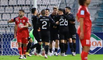 Super League: Διπλό του ΟΦΗ στον Βόλο (4-1)
