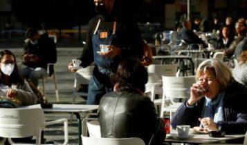Ισπανία: Ανοιξε η εστίαση στη Βαρκελώνη έπειτα από 5 εβδομάδες
