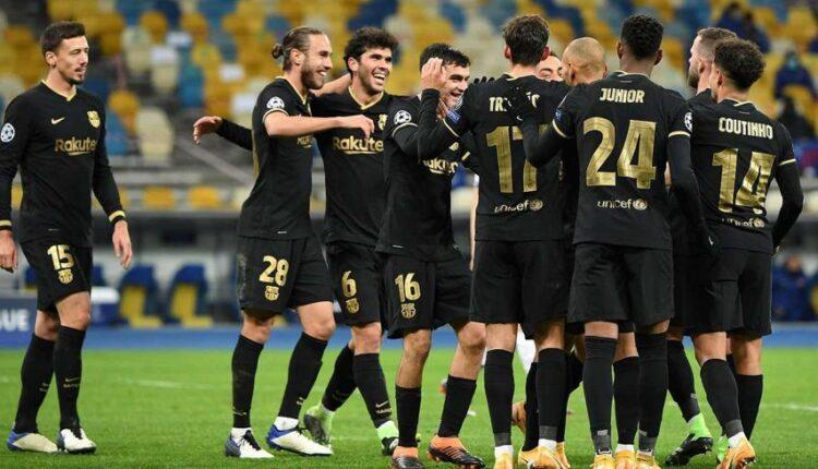 Champions League: Αέρα στους «16» η μισή Μπαρτσελόνα, πρόκριση στο 90' η Γιουβέντους