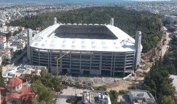 Ταγαράς: «Aμεσα οι υπογραφές για το Aλσος και το γήπεδο της ΑΕΚ»