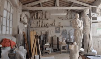 Θύμα της τέχνης του: Ο σπουδαίος Έλληνας γλύπτης που σκοτώθηκε απ' το ίδιο του το έργο