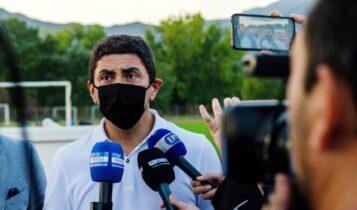 Αυγενάκης: «Από το 2004 και μετά δεν μπήκε ούτε καρφί στο ΟΑΚΑ»
