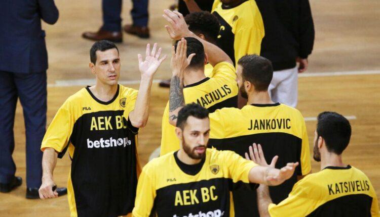 AEK: Δύο ακόμη ban από την FIBA