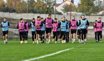 Ζόρια: Ερχεται Αθήνα με 20 παίκτες στην αποστολή!
