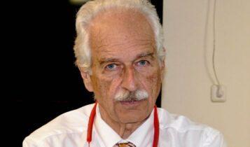 «Δεν είναι φονικός ιός»: Ο καθηγητής Γουργουλιάνης εξηγεί με απλά λόγια γιατί ο κορωνοϊός δεν είναι αυτό που νομίζουμε