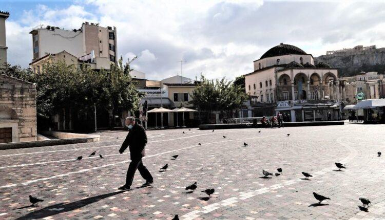 Σταμπουλίδης: «Παράταση του lockdown ως τις 6 Δεκεμβρίου»