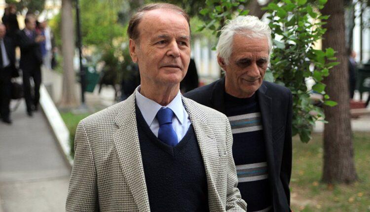 Στον εισαγγελέα ο 87χρονος Μπάμπης Βωβός - Συνελήφθη για φοροδιαφυγή