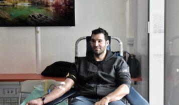 ΚΑΕ ΑΕΚ: Διοργανώνει εθελοντική αιμοδοσία (ΦΩΤΟ)
