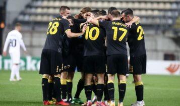 ΤΩΡΑ LIVE το Pre Game του AEK-Ζόρια από το ENWSI TV (VIDEO)