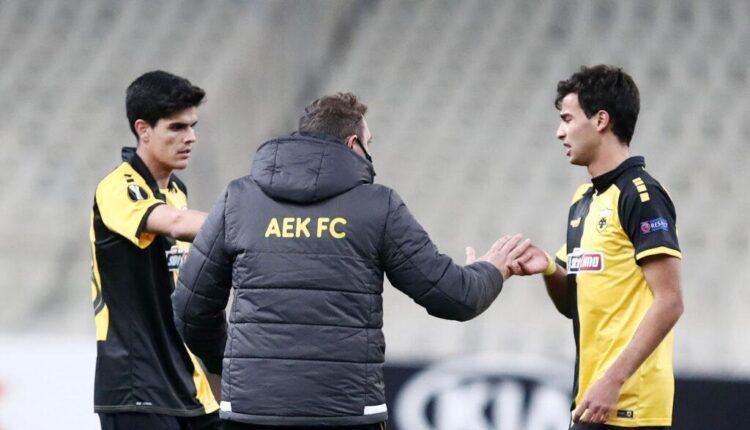 Βασιλαντωνόπουλος: «Είναι μία παρένθεση, κοιτάμε το ματς στην Τρίπολη»