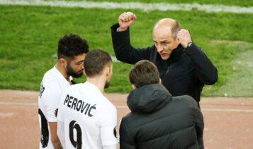Σκρίπνικ: «Δεν έπαιξε κακά η ΑΕΚ σήμερα, είχε και αυτή ευκαιρίες απλά δεν έβαλε γκολ»