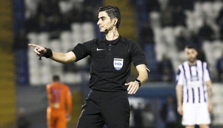 Ο Παπαδόπουλος στο Αστέρας Τρίπολης-ΑΕΚ