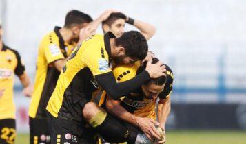 ΑΕΚ: Καλύτερο γκολ της 9ης αγωνιστικής του Σιμόες (ΦΩΤΟ-VIDEO)