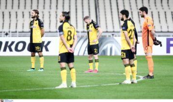 ΑΕΚ: Εχει δεχθεί 15 γκολ σε 14 αγώνες -Τα 10 στο Europa League! (VIDEO)