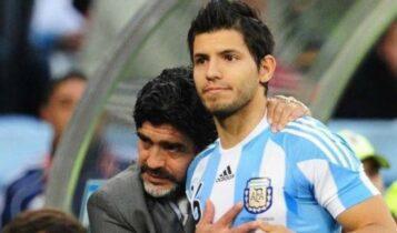 Μαραντόνα: Ο Αγουέρο δυσκολεύεται να παίξει μετά τον θάνατό του