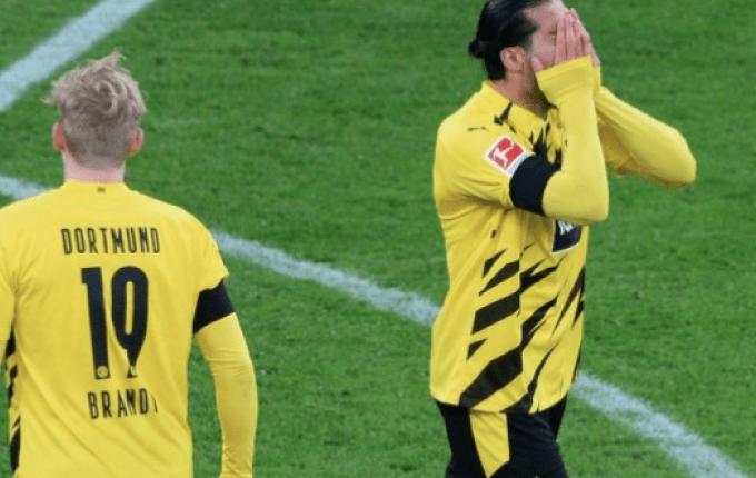 Η Κολωνία σόκαρε την Ντόρτμουντ (1-2)