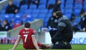 Νέος τραυματισμός για την Λίβερπουλ
