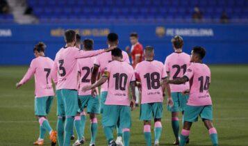 Μπαρτσελόνα: Οι παίκτες συμφώνησαν για μείωση 172 εκατ. ευρώ